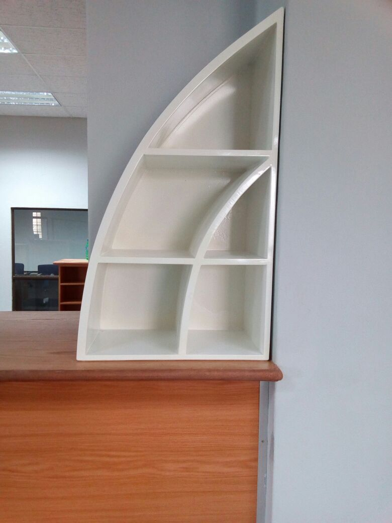 F design (book display